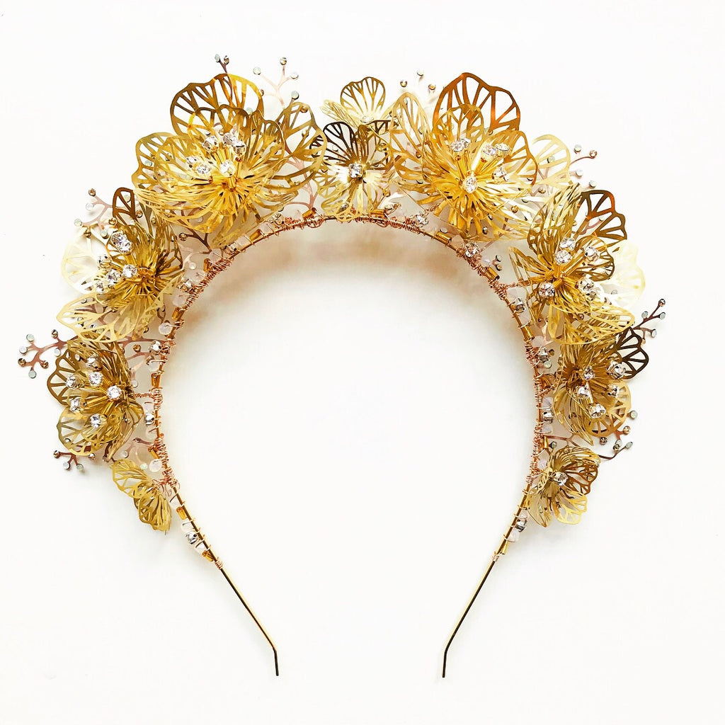 Anemone Frida Crown