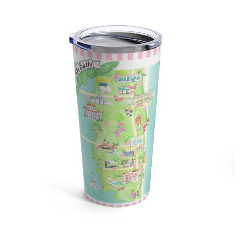 Palm Beach Tumbler 20oz