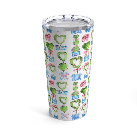 Topiary Love Tumbler 20oz