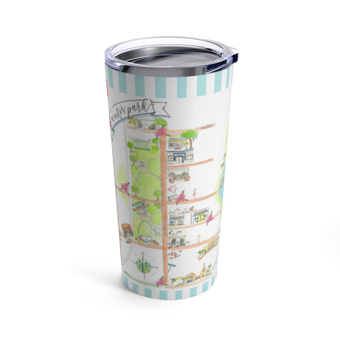 Winter Park, Tumbler 20oz