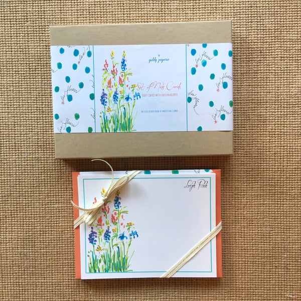CB Beauties-Stationery