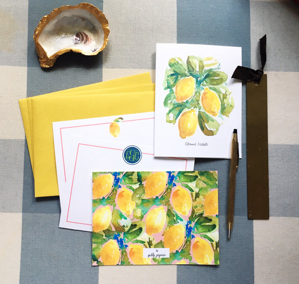 Pucker Up  Note Cards