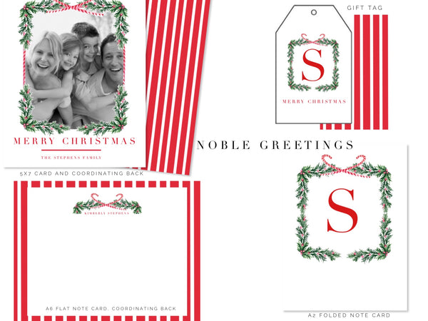 Noble Gift Tag