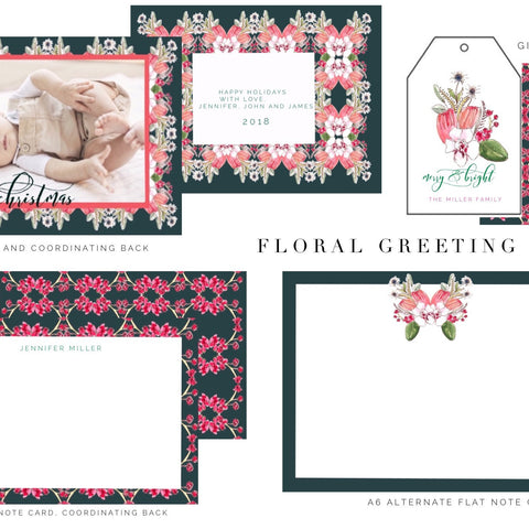 Floral Greetings