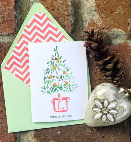 Little Merry Note Cards