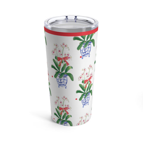 Ginny's Orchids Tumbler