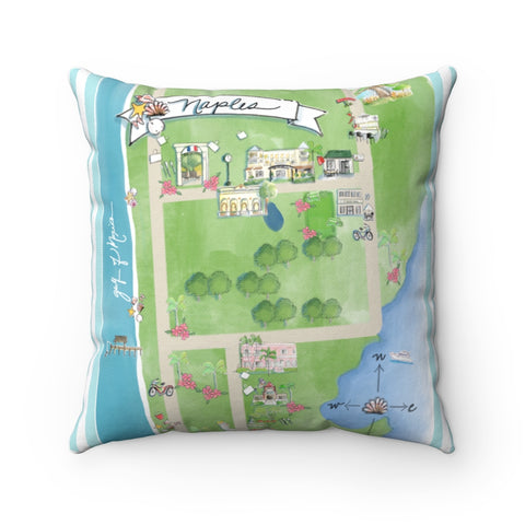 Naples Pillow Pop
