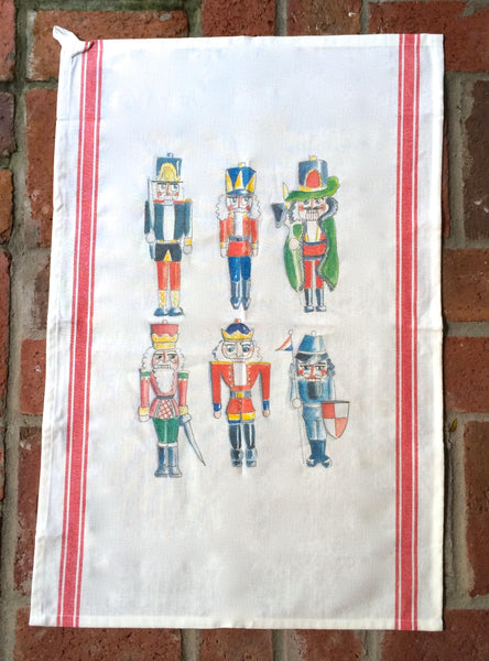 Crunch Tea Towel