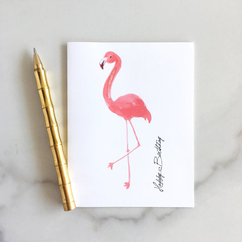 Flamingo Birthdays