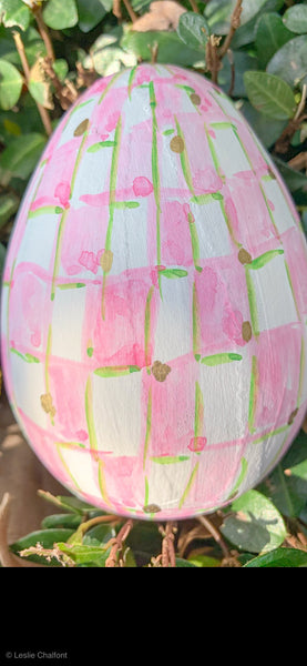 Tulip Time Easter Egg