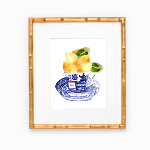 Afternoon Tea Print