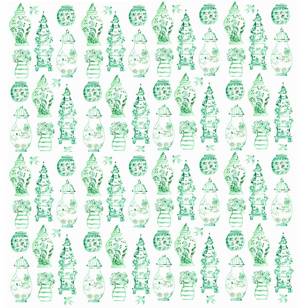 Holiday Greens Napkins set of 2
