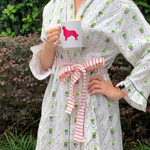 Topiary Trellis Robe