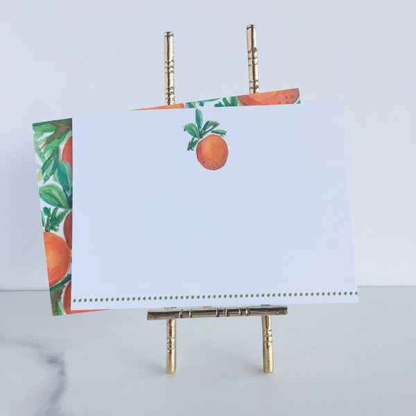 Orangerie Note Cards