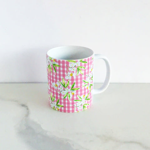 All the Buzz Pink Mug