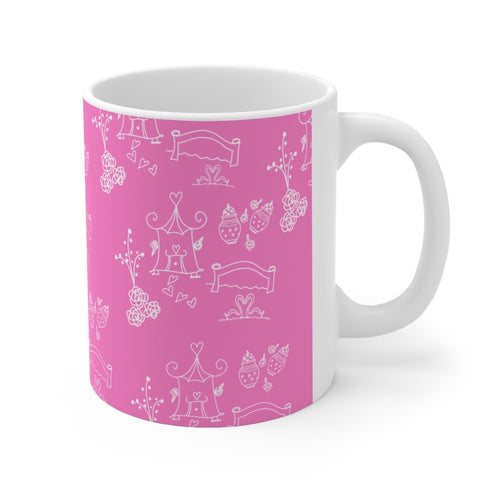 Chinoiserie Love Mug