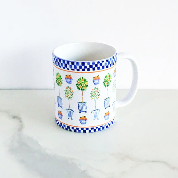 Checked in Out Mug