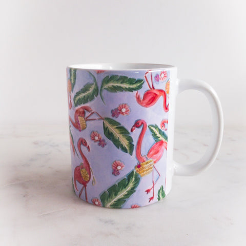 Palms and Purses Mug