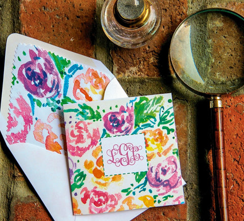Springtime Note Cards