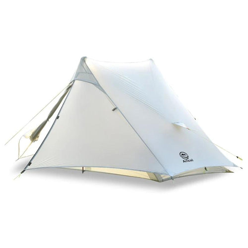 Aricxi light 2 Outdoor Ultralight Camping Tent 2 person Professional 15D Silnylon Rodless Tent