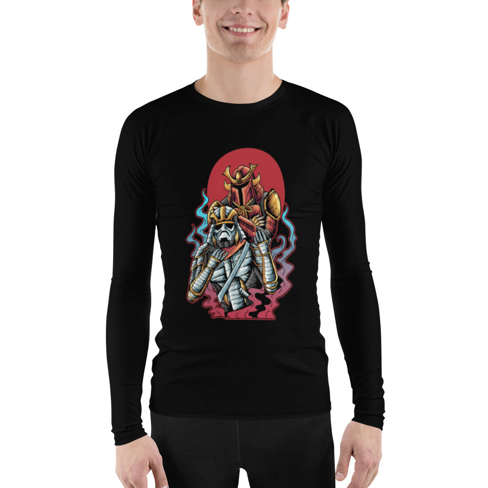 The Way of The Samurai Rashguard