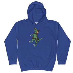 Youth Abe Lincoln RNC Velociraptor Hoodie
