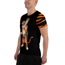Load image into Gallery viewer, Exotic Short Sleeve Rashguard