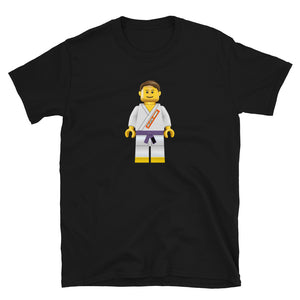 Jiu Jitsu Maniac Purple Belt Tee