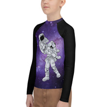 Load image into Gallery viewer, Youth Flying Armbars Rashguard
