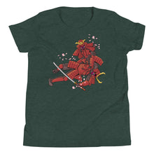 Load image into Gallery viewer, Youth Jiu-Jitsu Samurai Tee