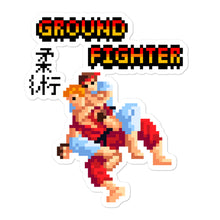 Load image into Gallery viewer, Ground Fighter Sticker