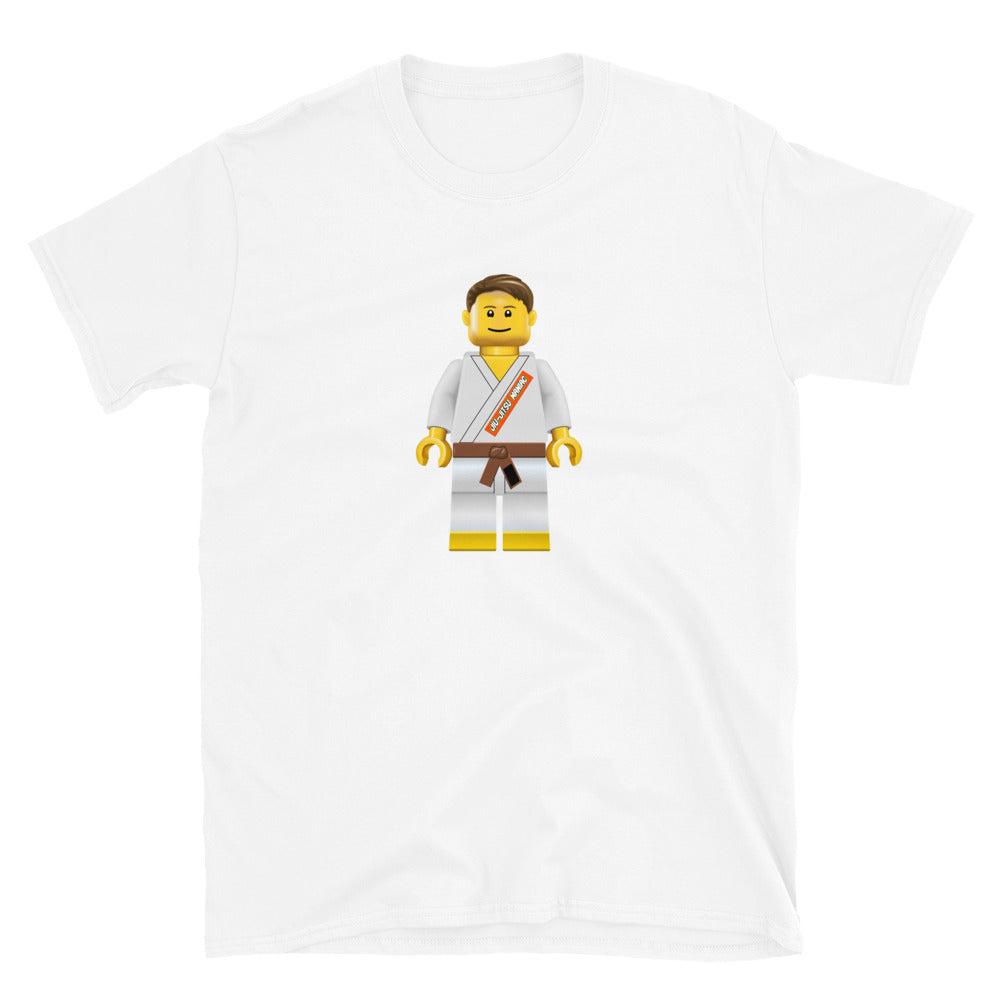 Jiu Jitsu Maniac Brown Belt Tee