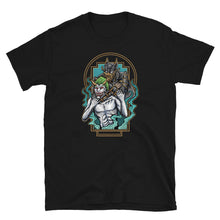 Load image into Gallery viewer, Dark Samurai Demon Choke Tee