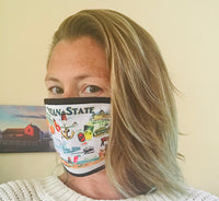 Frankie Galasso's Ocean State Mask
