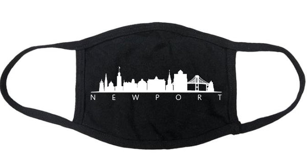 Newport Skyline 3-PLY Cotton Mask