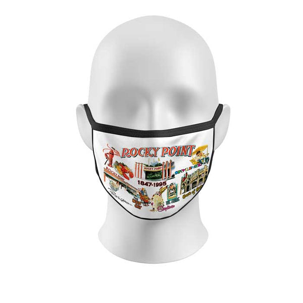 Frankie Galasso's Rocky Point Mask