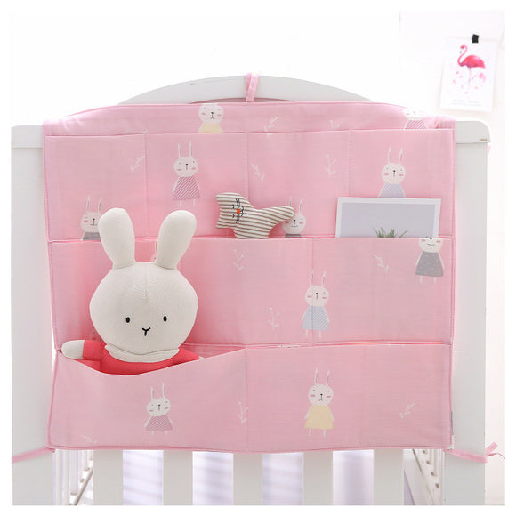 Baby Crib Multifunction Storage Bag