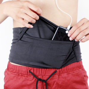 Gym Waist Elastic body bag