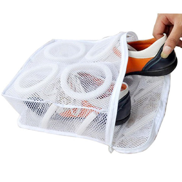 Mesh Shoe Laundry Bag