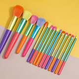 Colourful Make-up Brush