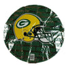 "Green Bay Packers Football Decorations Green Bay Helmet Balloon Gifts, Pack of 1 Pc, 16"" MYLAR Floating Balloons, Aluminum Foil Helium Balloon With Metallic Luster, For Party Decorations - Shop-bestdealz"