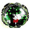 "2 Pcs St Patricks Day Party Supplies 18"" MYLAR Floating Balloons - Shop-bestdealz"
