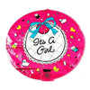 "Pink It's A Girl Balloon Party Decoration 18"" MYLAR Balloon - Shop-bestdealz"