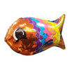 "Goldfish Shaped Kid Party Supply Balloon 18"" MYLAR Floating Balloon - Shop-bestdealz"