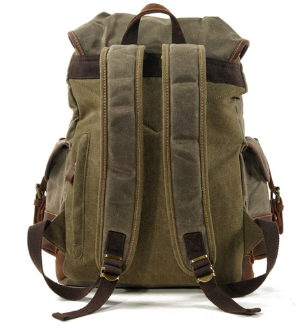 Leather backpack waterproof backpack canvas waterproof backpack for school backpack for traveler backpack for work fancy backpack good backpack comfortable backpack amazing backpack