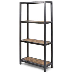 Ironwood Etagere (Blackened Iron)