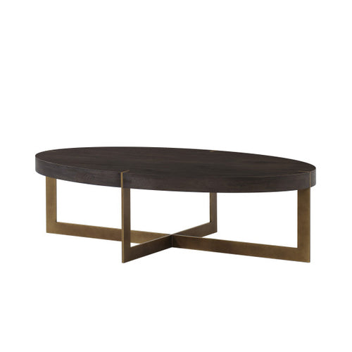Bryan Coffee Table Oval