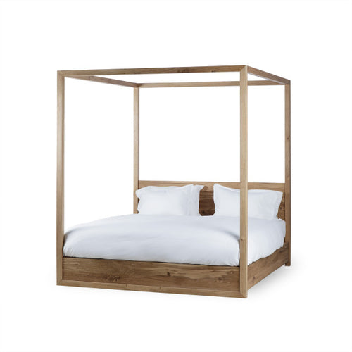 Otis Poster Bed - US Queen KD