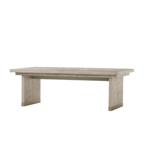 "Raffles Extending Dining Table - 88"" / Natural"