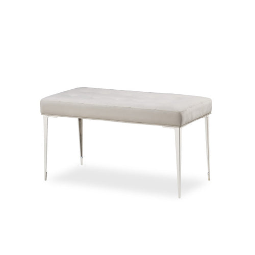 Chloe Light Bench 91cm - Vera Whisper